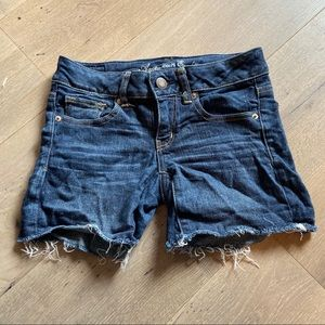 American Eagle stretch jeans shorts